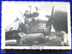 Personal USN WW2 Photo Album USS Antietam CV-36 Aircraft Carrier 470+ Pc. 1945-47