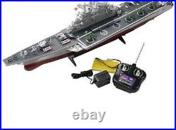 RC Boats Military Naval Vessels Aircraft Carrier Electronic Model For Kid's Toys