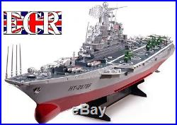 RC Radio Remote Control Navy Aircraft Carrier ship Boat -Ideal for boating lakes