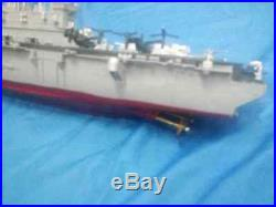 RC Wasp class amphibious assault ship Landing Helicopter Dock aircraft carrier