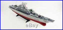 Radio Controlled RC Model Water Craft Military Marine Aircraft Carrier Warship