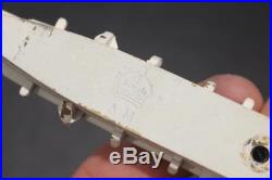 Raf Air Ministry Painted Bronze Recognition Model Ship Aircraft Carrier Soryou