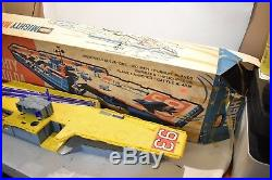 Remco's Mighty Matilda Vintage Aircraft Carrier-used Condition-see Description