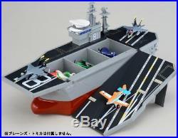 TAKARA TOMY Pixar PLANES Ship Aircraft Carrier flysenhower Disney Free Track