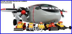 TOMICA DIECAST Disney Pixar Planes Fire & Rescue Cabbie Aircraft Carrier FIGURE