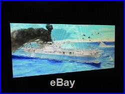 TRUMPETER # 03711 1/200th SCALE USS YORKTOWN AIRCRAFT CV-5 CARRIER