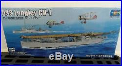 TRUMPETER 1/350 USS Langley CV1 Aircraft Carrier TRP5631