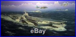 TRUMPETER 1/350 USS Ranger CV-4 Aircraft Carrier #05629 #5629