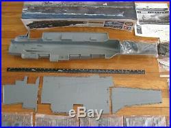 Tamiya 1/350 Scale US Aircraft Carrier CVN65 Enterprise Over 3' Long #7307 NIB