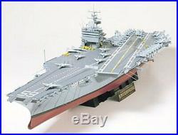Tamiya 1/350 Ship Series No. 7 US Navy nuclear aircraft carrier Enterprise CVN-65
