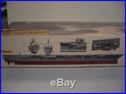 Tamiya 1/350 U. S. Aircraft Carrier CVN-65 Enterprise