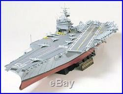 Tamiya 1/350 U. S. Aircraft Carrier CVN 65 Enterprise Model Kit 78007 EMS Japan