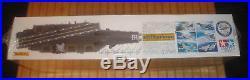 Tamiya 1/350 USS Enterprise Aircraft Carrier CVN 65 Model Kit as-is pet odors