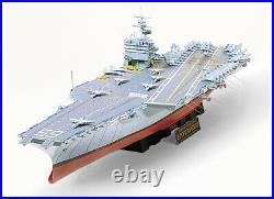 Tamiya 1/350 USS Enterprise Aircraft Carrier Plastic Model Boat Kit TAM78007