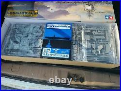 Tamiya 78007 US Aircraft Carrier Enterprise CVN-65 1/350 Scale Plastic Model Kit