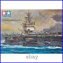 Tamiya U. S. Aircraft Carrier Enterprise CVN-65 Model Kit 1/350th Scale