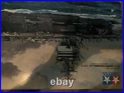 Tamiya U. S. Aircraft Carrier Enterprise CVN-65 Model Kit 1/350th Scale NEW