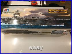 Tamiya US Aircraft Carrier Enterprise CVN-65 1/350 Scale Model Kit#78007MINT