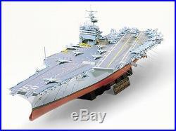 Tamiya USS Enterprise 1350 scale aircraft carrier ship model kit 78007