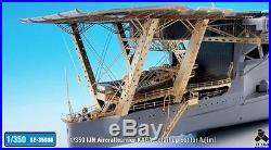 Tetra Model SE35008 1/350 IJN Aircraft Carrier Kaga Detail Up Set for Fujimi