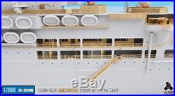 Tetra Model SE35009 1/350 HMS Aircraft Carrier Ark Royal Detail Up Set for Merit