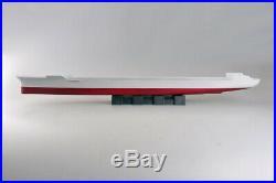 Trumpeter 05601 1/350 U. S. Aircraft Carrier CV-8 Hornet Model Kit