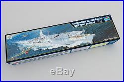 Trumpeter 05628 1/350 German Navy Aircraft Carrier Peter Strasser