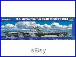 Trumpeter 1/350 05603 U. S. Aircraft Carrier CV-10 Yorktown 1944 model kit