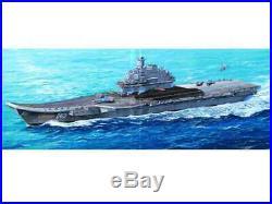Trumpeter 1/350 Admiral Kuznetsov Russian Aircraft Carrier Model 9580208056067