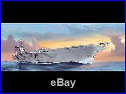 Trumpeter 1/350 U. S. Aircraft Carrier Uss Kitty Hawk Cv-63 05619 Factory Sealed
