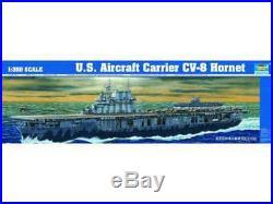 Trumpeter 1/350 U. S. S. CV-8 Hornet Aircraft Carrier 05601 9580208056012
