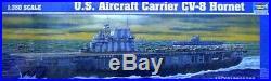 Trumpeter 1/350, USS Hornet CV-8 Aircraft Carrier