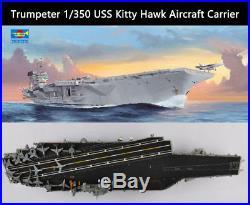 Trumpeter 1/350 USS Kitty Hawk CV-63 Aircraft Carrier 05619