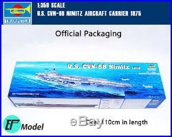 Trumpeter 1/350 USS Nimitz CV-68 Aircraft Carrier 05605