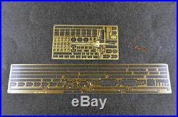 Trumpeter 1/350 USS Ranger CV-4 Aircraft Carrier 25 Plastic & PE Model Kit