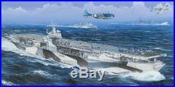 Trumpeter 1/350 USS Ranger CV-4 Aircraft Carrier Plastic Model Kit 5629 TSM5629