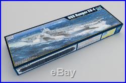 Trumpeter 1/350 USS Ranger CV-4 Aircraft Carrier Plastic Model Warship Kit 05629