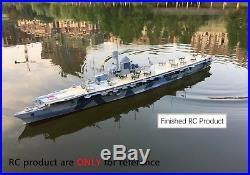 Trumpeter 1/350 Zeppelin Aircraft Carrier 05627 with wooden deck bundled