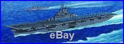 Trumpeter 1350 USS Essex CV9 Aircraft Carrier Plastic Model Kit TSM5602