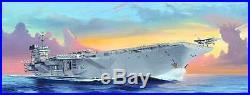 Trumpeter 1350 USS Kittyhawk CV-63 Aircraft Carrier Plastic Model Kit 05619