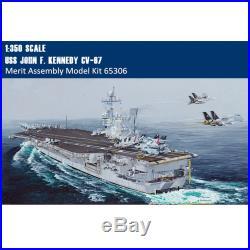Trumpeter 65306 1/350 USS John F. Kennedy Aircraft Carrier CV-67 Model Kit