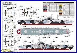 Trumpeter DKM Graf Zepplin 1/350 Scale Aircraft Carrier