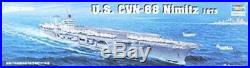 Trumpeter USS Nimitz CVN68 1975 Aircraft Carrier Plastic Model Military Ship