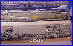 U. S. Aircraft Carrier CV-8 Hornet Model kit 1350 Trumpeter & huge lot of extras