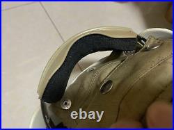 U. S. NAVY Aircraft Carrier Flight Deck Crewman's Protection Helmet ++ Goggles