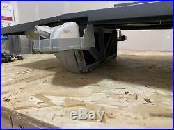 U. S. S Flagg G. I. JOE Aircraft Carrier Incomplete Set 1985