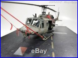 UH-1N Aircraft Carrier Set 148 gebaut und gemalt
