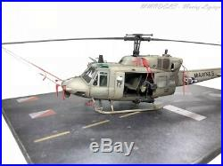 UH-1N Aircraft carrier set-up 148 built and painted