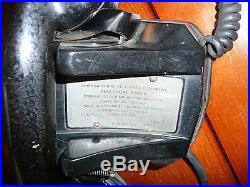 US Navy Ship Phone Telephone Air Craft Carrier WWII Korea Vietnam