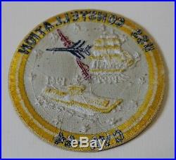 USS Constellation CVA-64 Aircraft Carrier Navy Patch